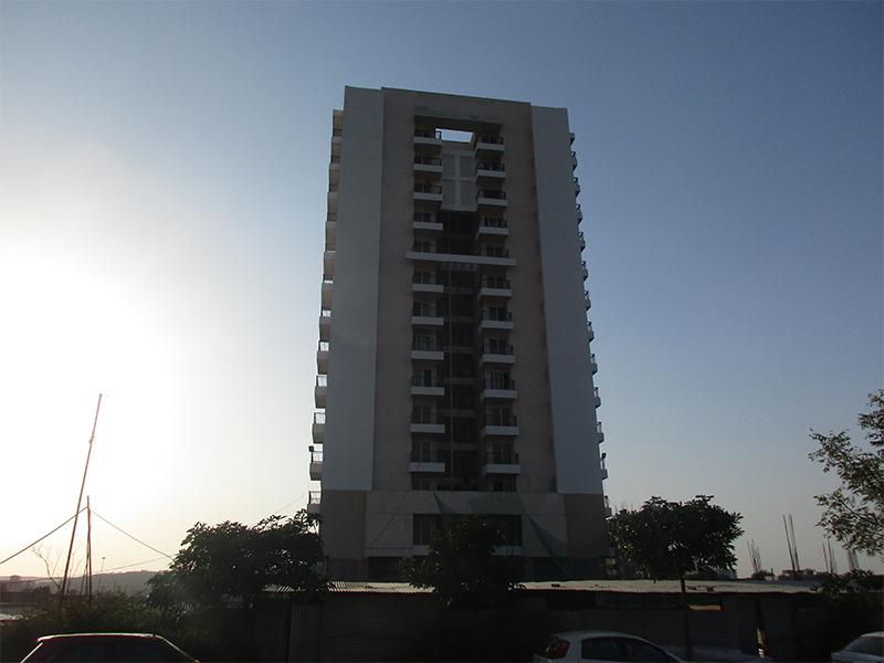 T3 Side Elevation