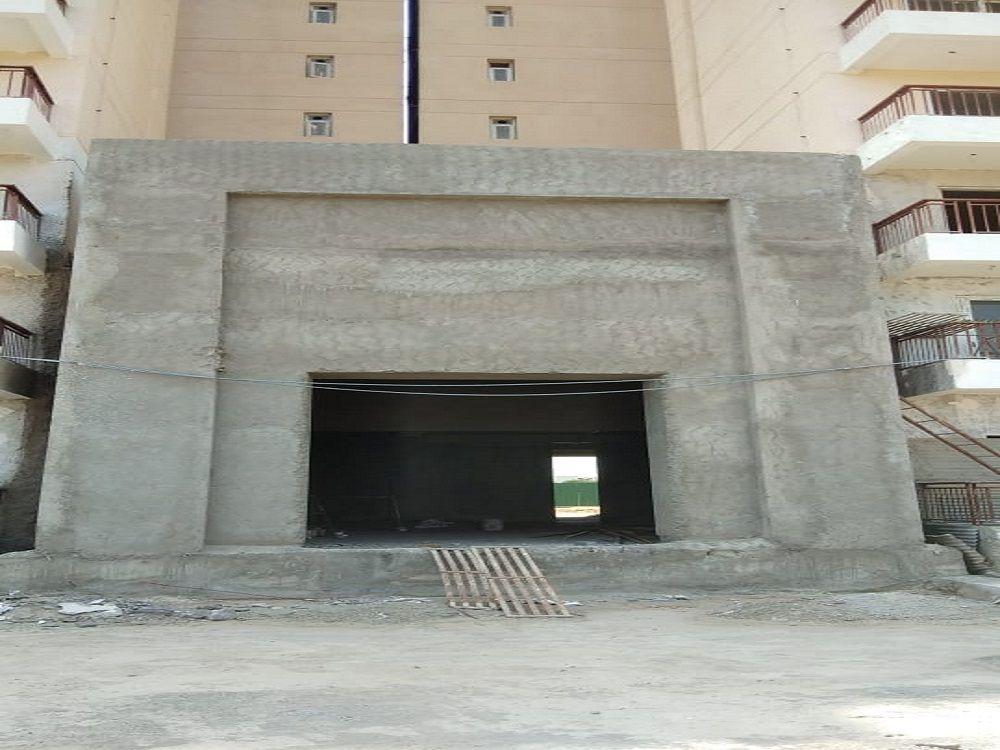 T1, T2 Entrance Lobby